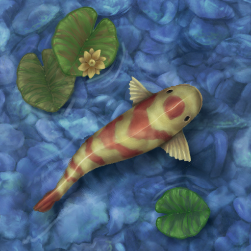 Koi Pond app icon