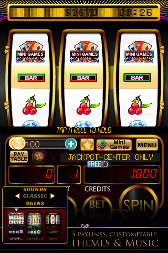 slot machines download free